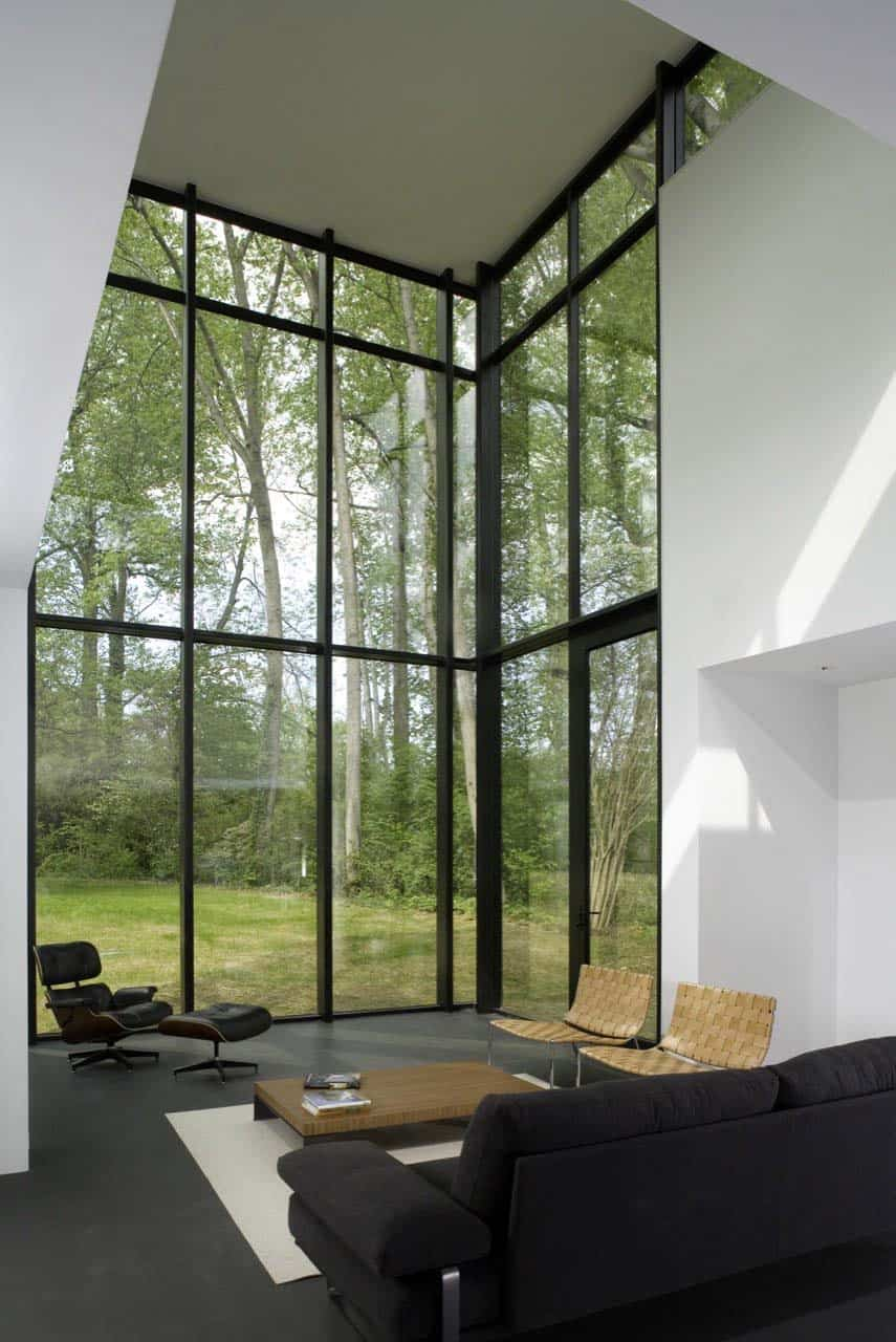 Modern Living Rooms Forest Views-09-1 Kindesign