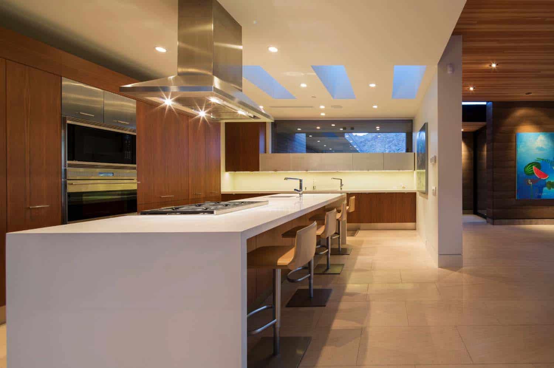 Modern Rammed Earth Home-Kendle Design-09-1 Kindesign