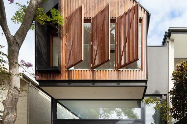 featured posts image for Semi-detached dwelling in Sydney with sustainable features