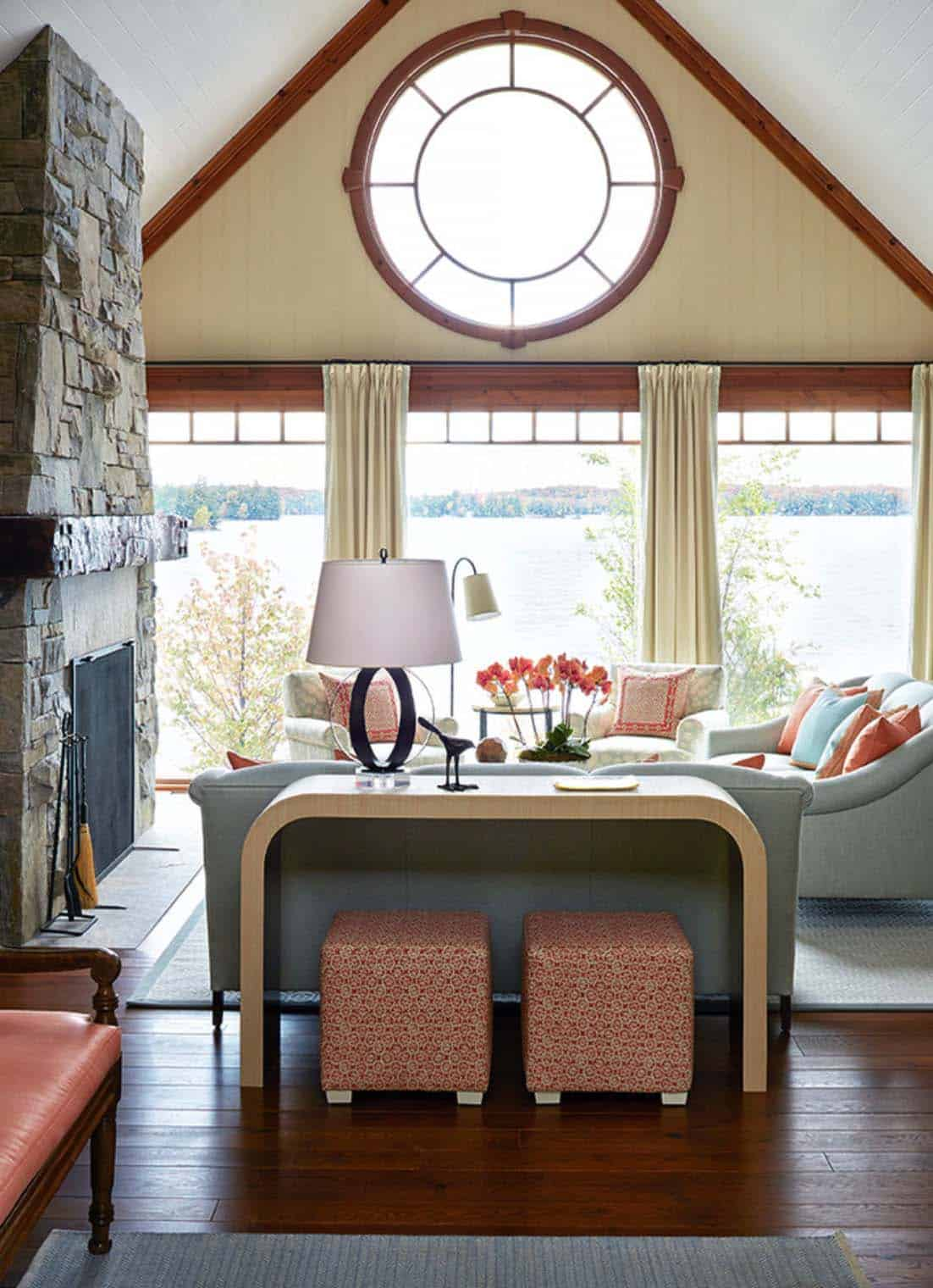 Muskoka Lake House-Anne Hepfer Designs-01-1 Kindesign