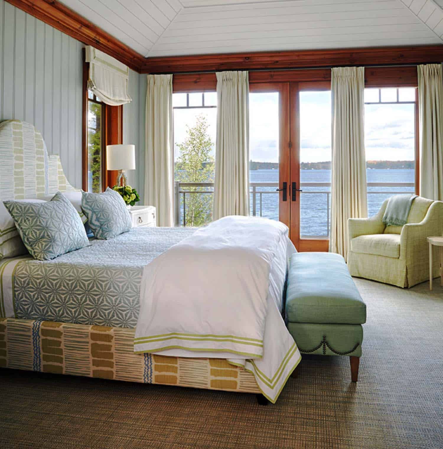 Muskoka Lake House-Anne Hepfer Designs-10-1 Kindesign
