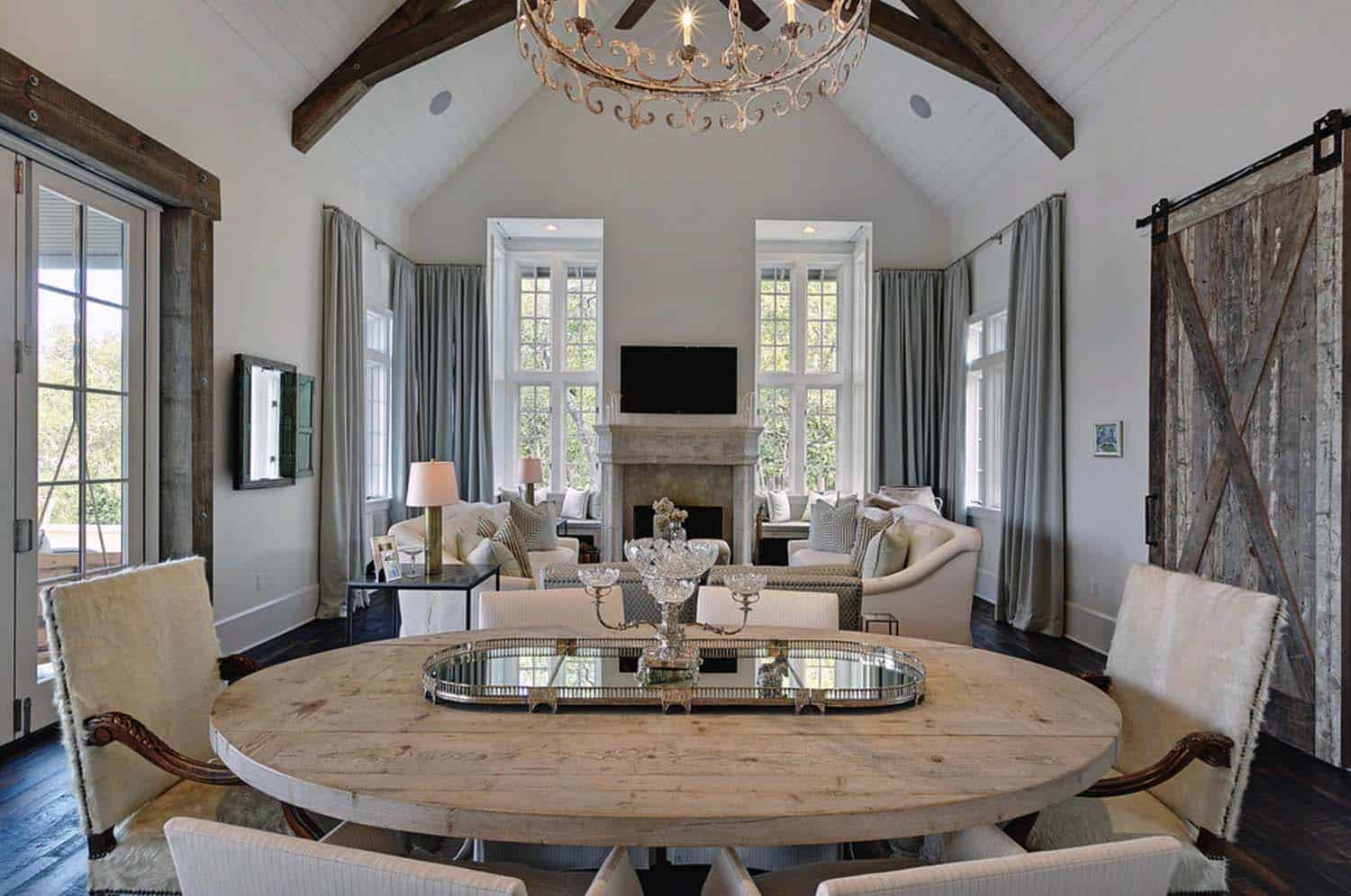Traditional Bayfront Residence-Geoff Chick Associates-03-1 Kindesign