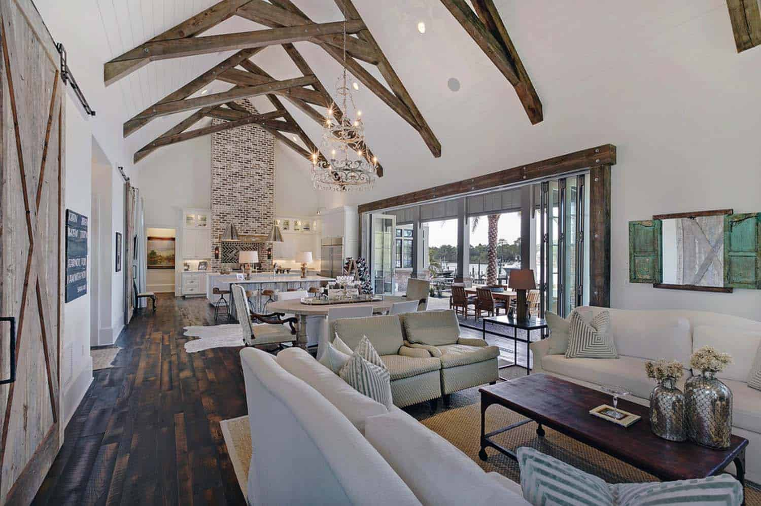 Traditional Bayfront Residence-Geoff Chick Associates-05-1 Kindesign