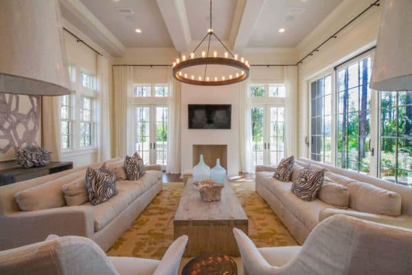 featured posts image for Coastal elegance defines this gorgeous Santa Rosa Beach home