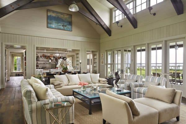 featured posts image for Beach house retreat with cozy farmhouse style on Whidbey Island