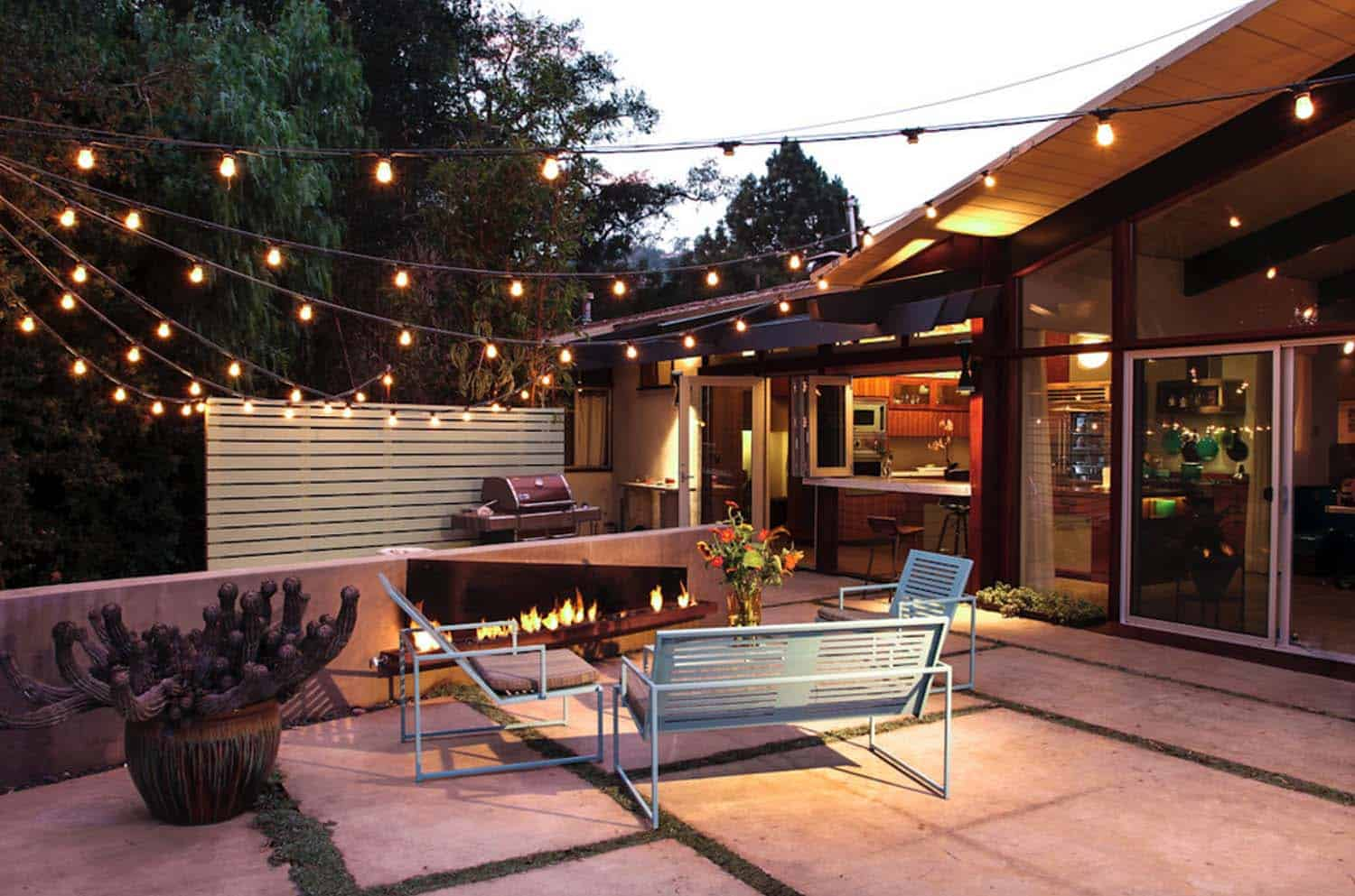 Inspiring String Light Ideas For Outdoors-05-1 Kindesign