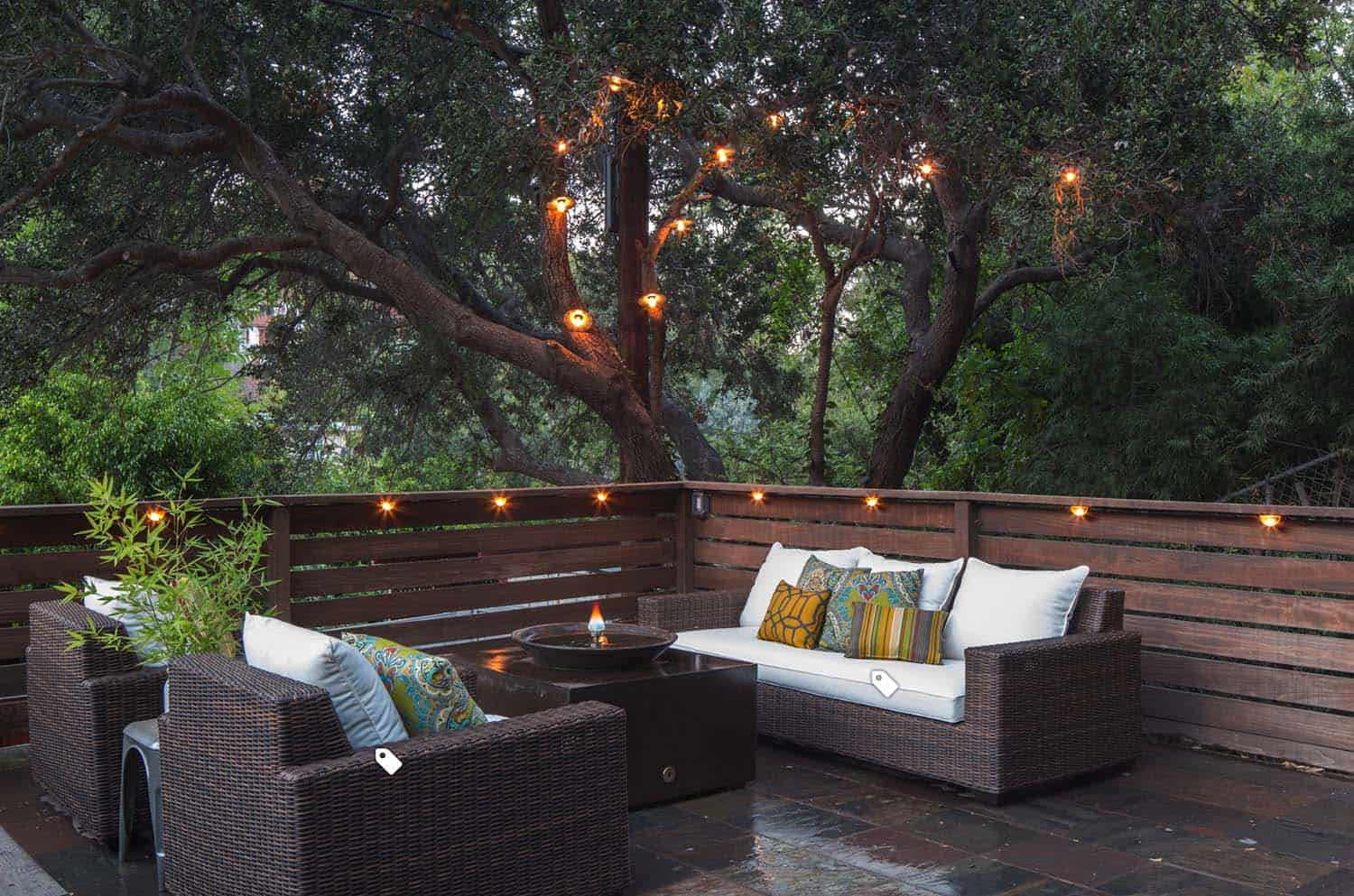 Inspiring String Light Ideas For Outdoors-17-1 Kindesign
