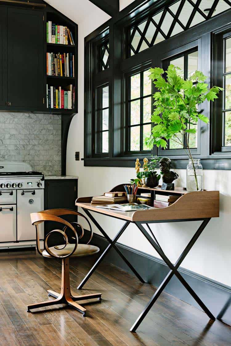 Inviting Library House-Jessica Helgerson-05-1 Kindesign