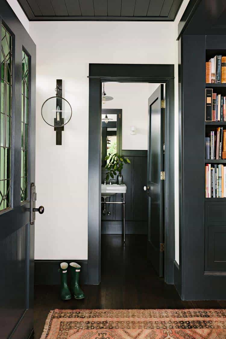 Inviting Library House-Jessica Helgerson-07-1 Kindesign