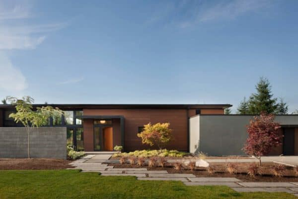 featured posts image for Livable modern home in Washington with expansive prairie views