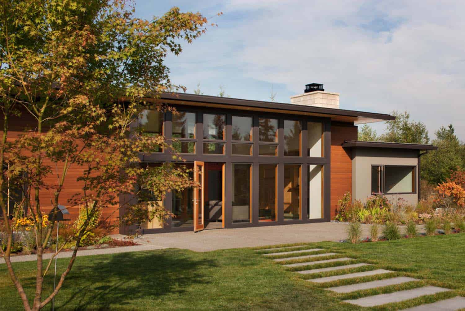 Livable Modern Home-Coates Design Architects-09-1 Kindesign