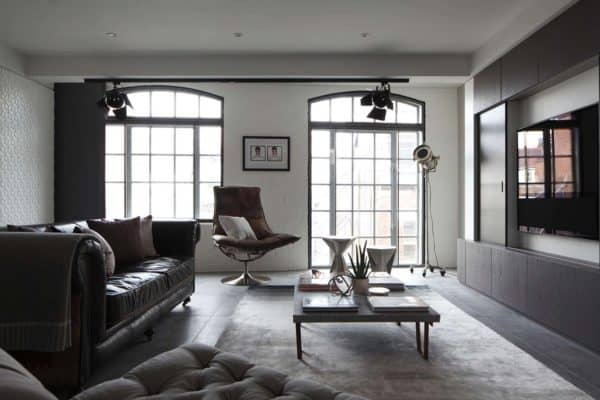 featured posts image for Spectacular loft apartment in SoHo with an industrial edge