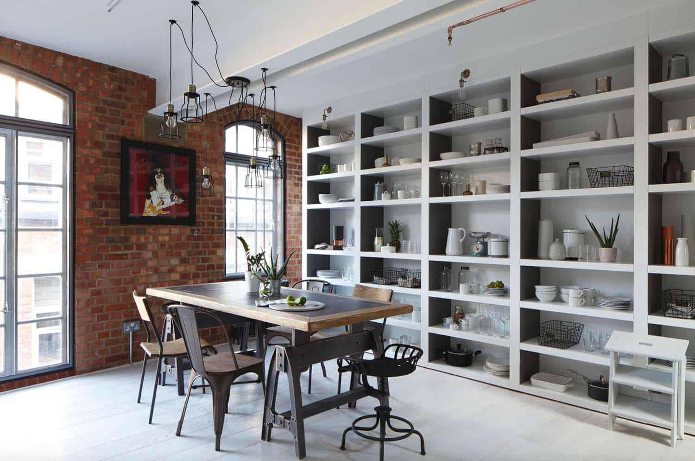 Luxury Loft Apartment-Oliver Burns-08-1 Kindesign