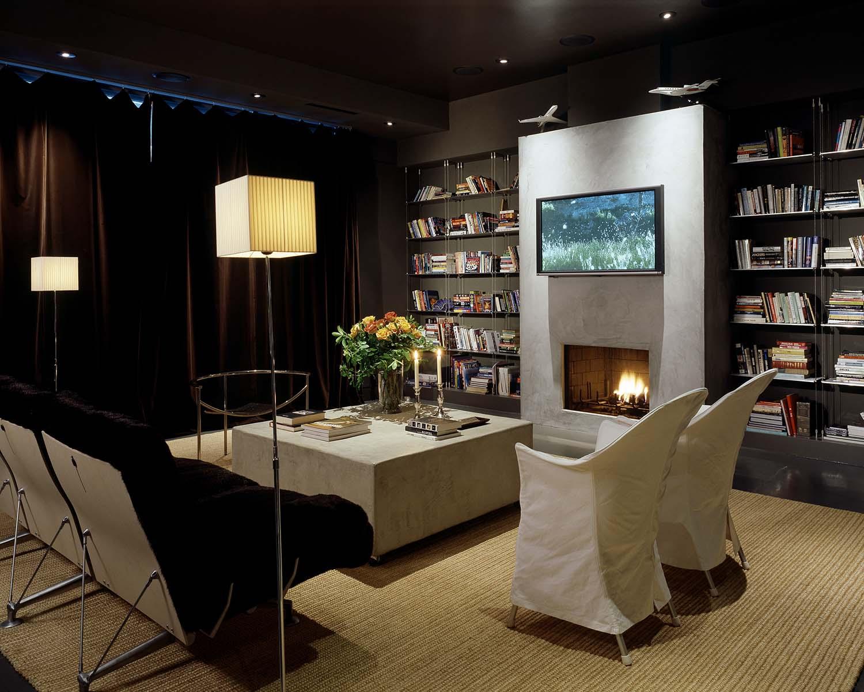 Minimalist Penthouse Apartment-Rocky Rochon Design-06-1 Kindesign