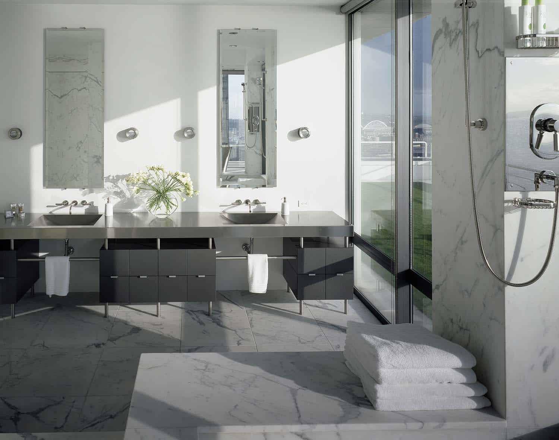 Minimalist Penthouse Apartment-Rocky Rochon Design-07-1 Kindesign