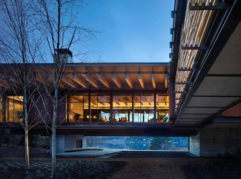 Mountain Ski Retreat-Olson Kundig Architects-02-1 Kindesign