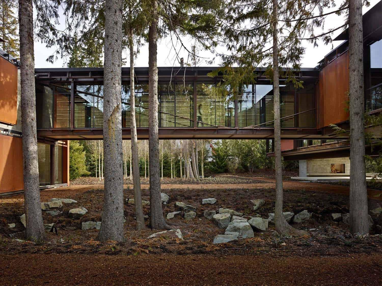 Mountain Ski Retreat-Olson Kundig Architects-03-1 Kindesign