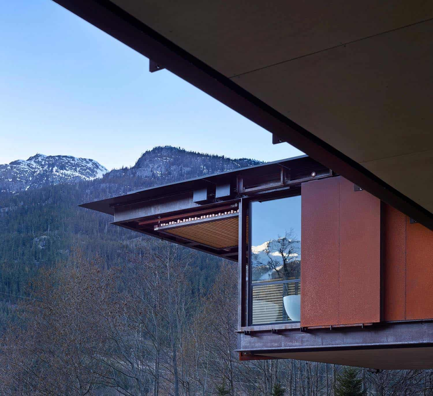 Mountain Ski Retreat-Olson Kundig Architects-11-1 Kindesign
