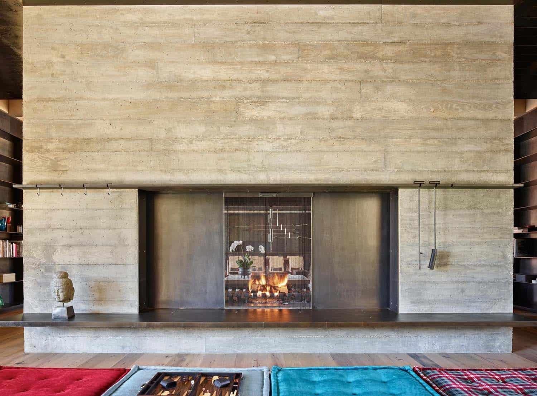 Mountain Ski Retreat-Olson Kundig Architects-15-1 Kindesign
