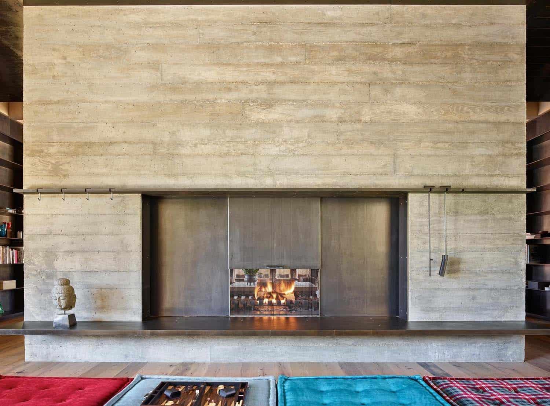 Mountain Ski Retreat-Olson Kundig Architects-16-1 Kindesign