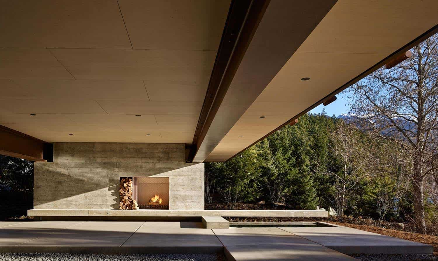 Mountain Ski Retreat-Olson Kundig Architects-18-1 Kindesign