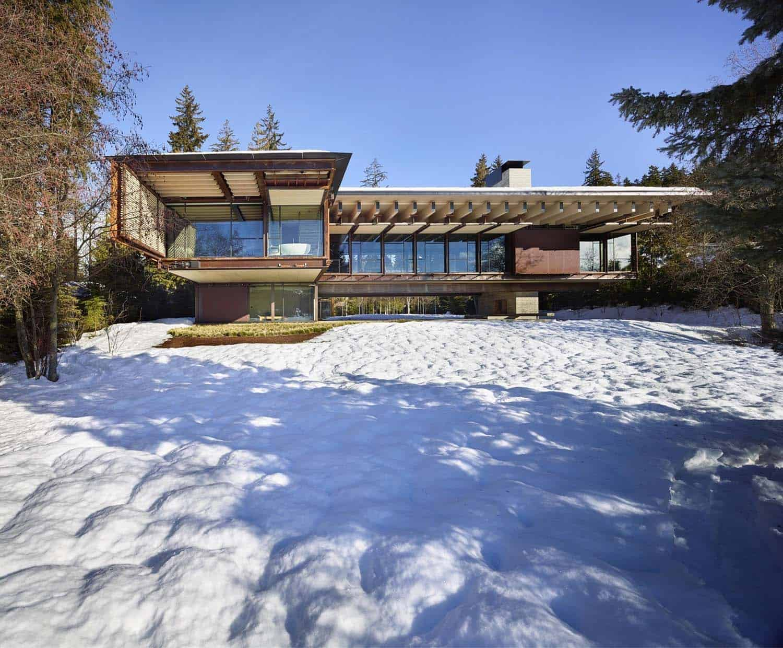 Mountain Ski Retreat-Olson Kundig Architects-25-1 Kindesign