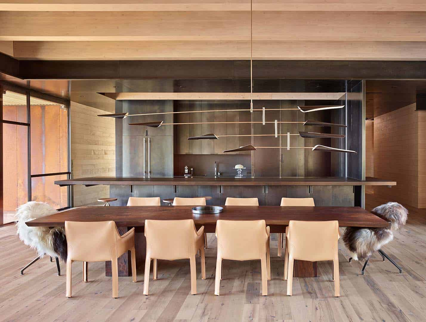 Mountain Ski Retreat-Olson Kundig Architects-27-1 Kindesign