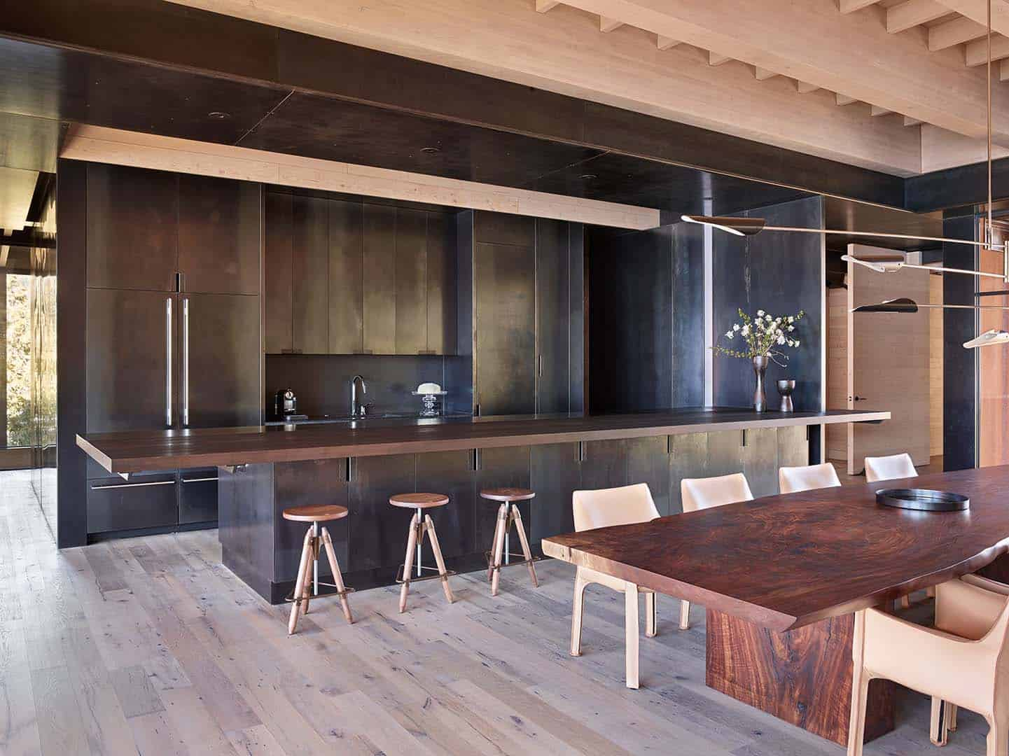 Mountain Ski Retreat-Olson Kundig Architects-28-1 Kindesign