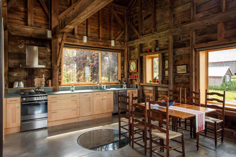 Rustic Barn Guesthouse-Joan Heaton Architects-08-1 Kindesign