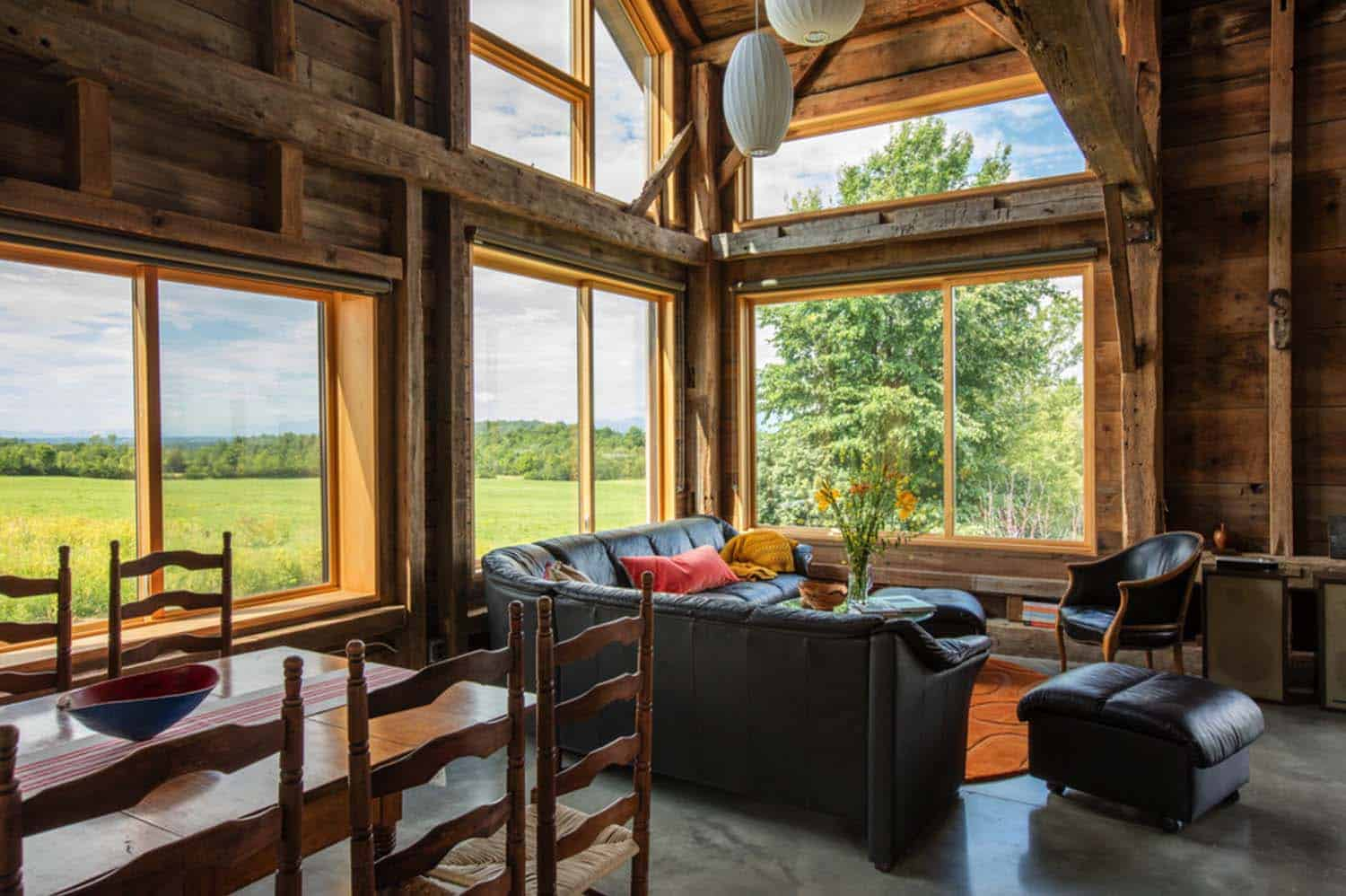 Rustic Barn Guesthouse-Joan Heaton Architects-09-1 Kindesign