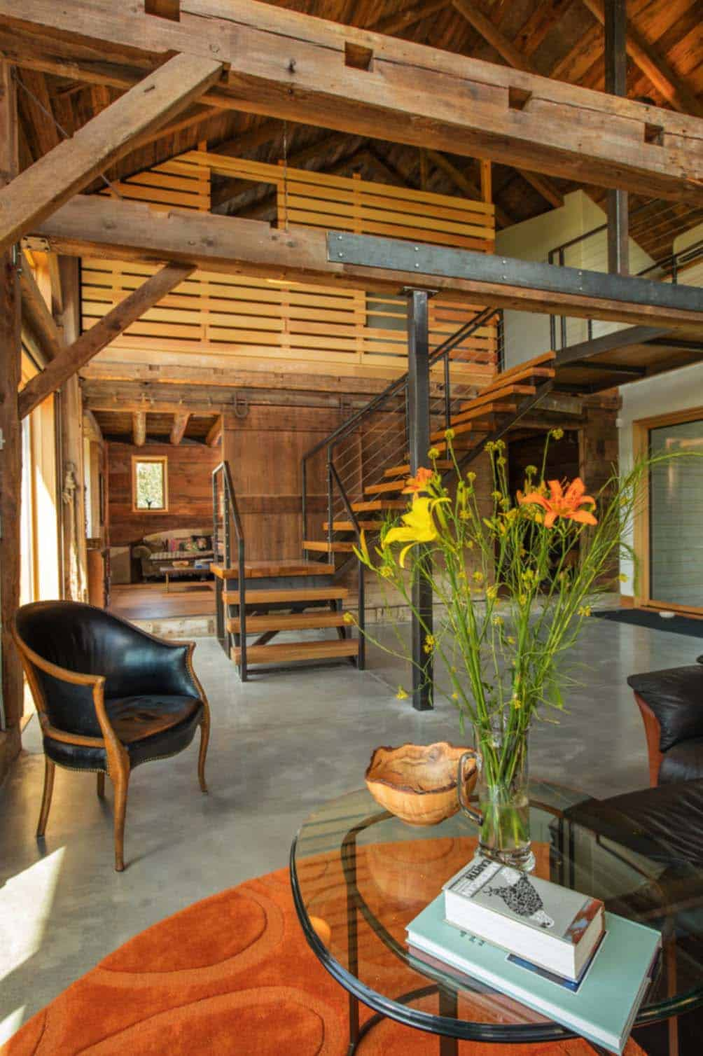 Rustic Barn Guesthouse-Joan Heaton Architects-12-1 Kindesign