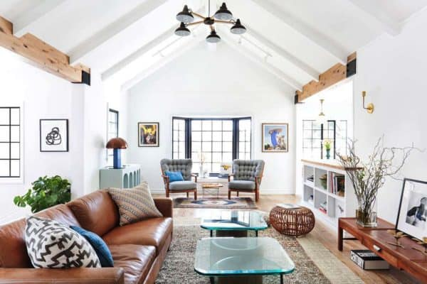 featured posts image for Silver Lake home renovation with Scandinavian design influences
