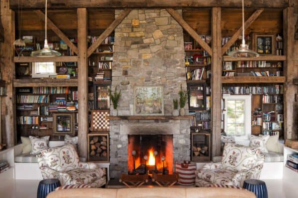 featured posts image for Exquisite barn house retreat on Great Cranberry Island, Maine