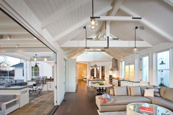 featured posts image for Chic contemporary farmhouse celebrates Sonoma wine country living