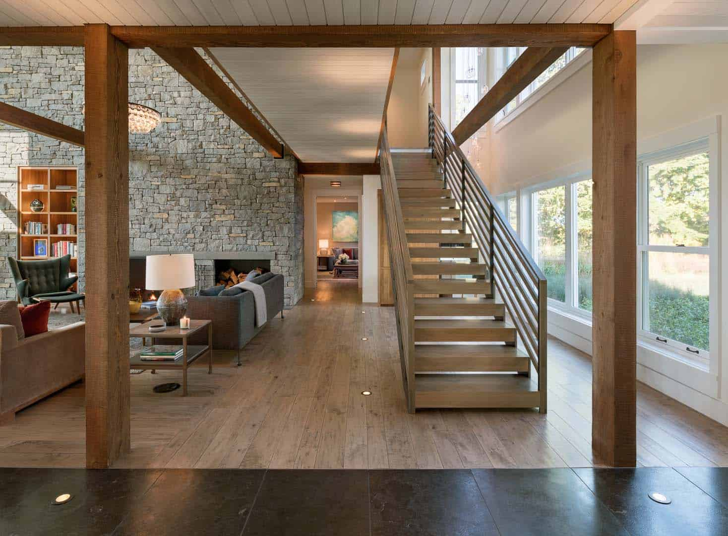Contemporary Farmhouse Style-Rockefeller Partners Architects-07-1 Kindesign