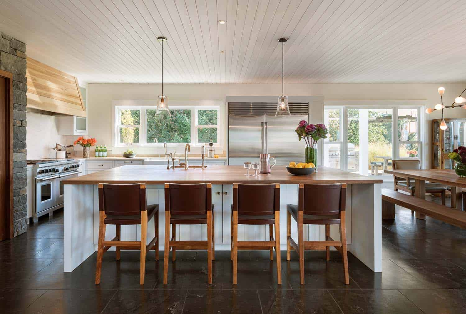 Contemporary Farmhouse Style-Rockefeller Partners Architects-18-1 Kindesign
