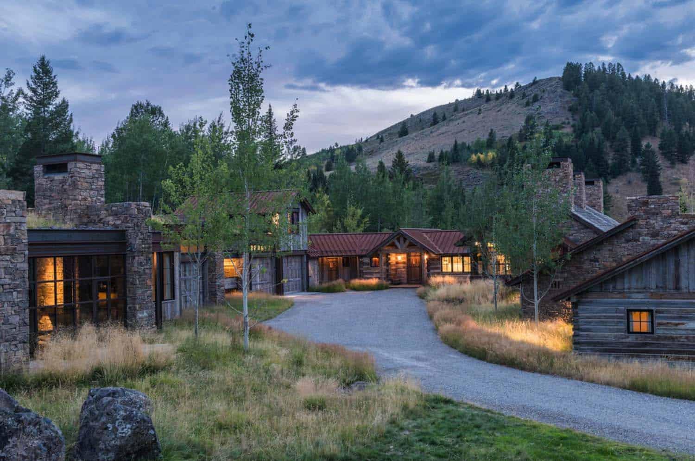 Contemporary Mountaintop Homestead-JLF Associates-01-1 Kindesign
