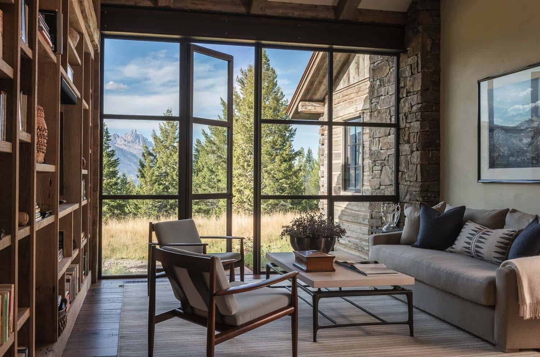 Contemporary Mountaintop Homestead-JLF Associates-15-1 Kindesign