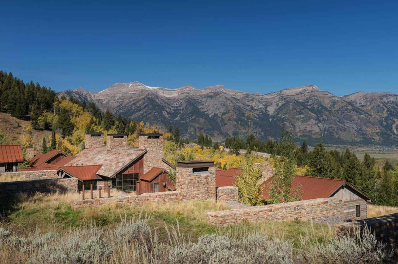 Contemporary Mountaintop Homestead-JLF Associates-30-1 Kindesign