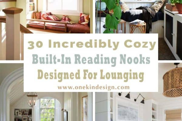 featured posts image for 30 Incredibly cozy built-in reading nooks designed for lounging