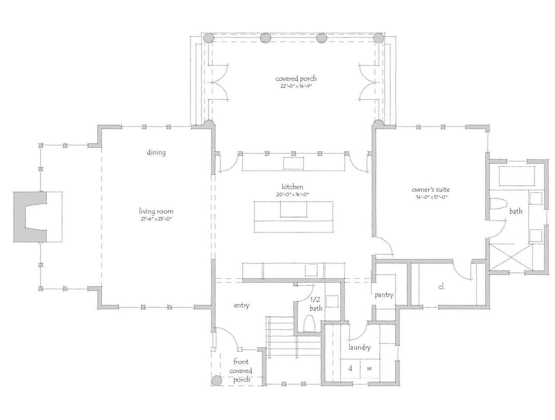 Lakefront Home-Pfeffer Torode Architecture-14-1 Kindesign