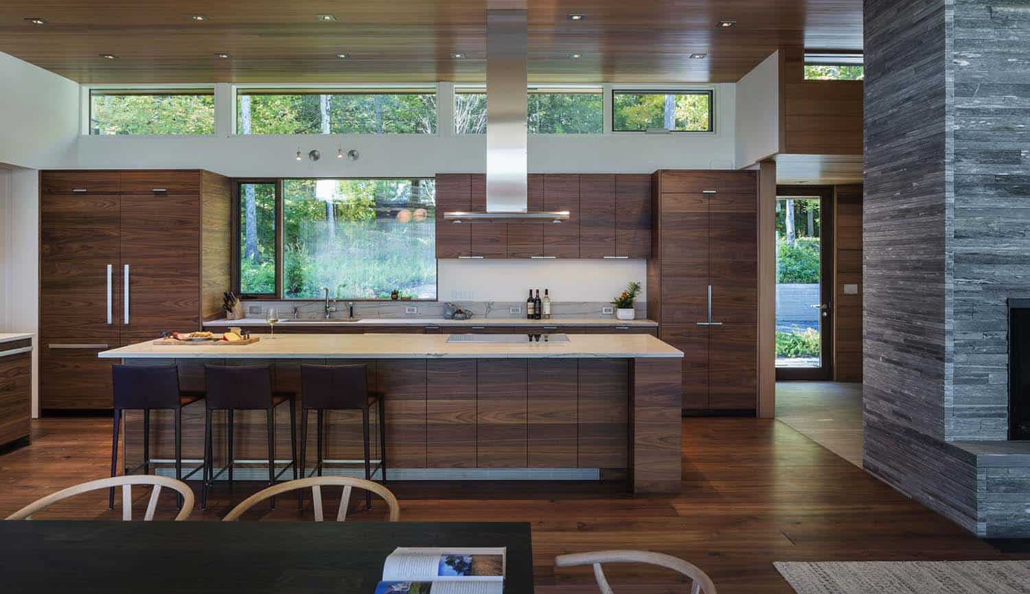Modern Family Home-Mathison Mathison Architects-05-1 Kindesign