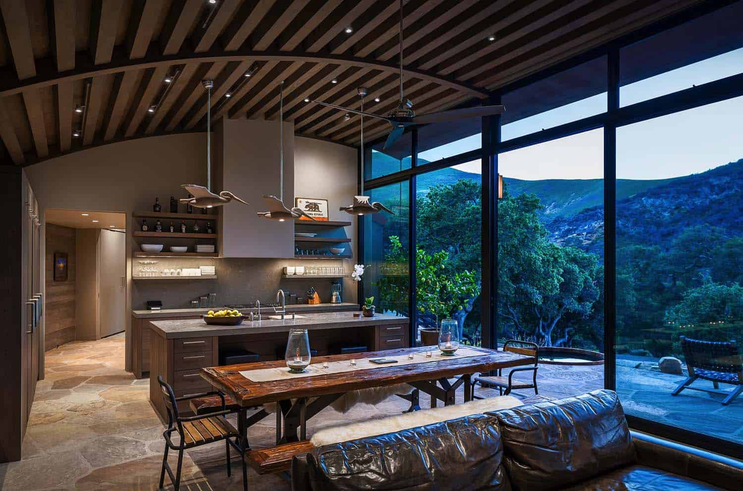 Modern Family Retreat-Neumann Mendro Andrulaitis Architects-12-1 Kindesign