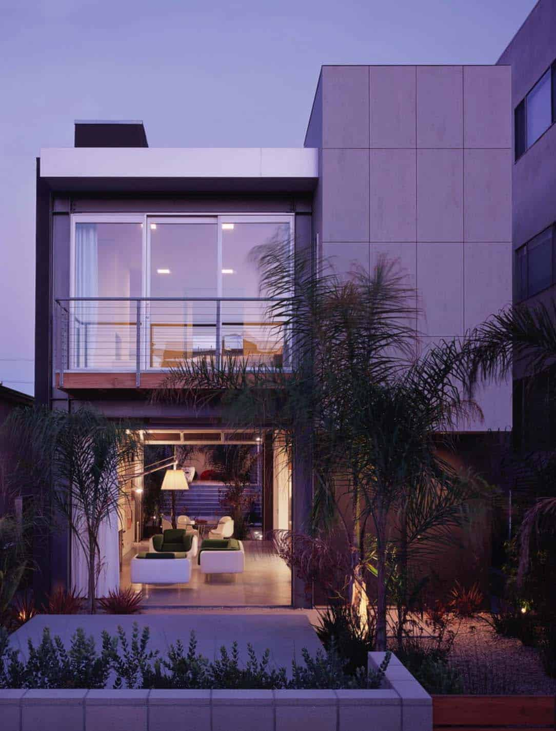 Modern Home-Ehrlich Yanai Rhee Chaney Architects-01-1 Kindesign