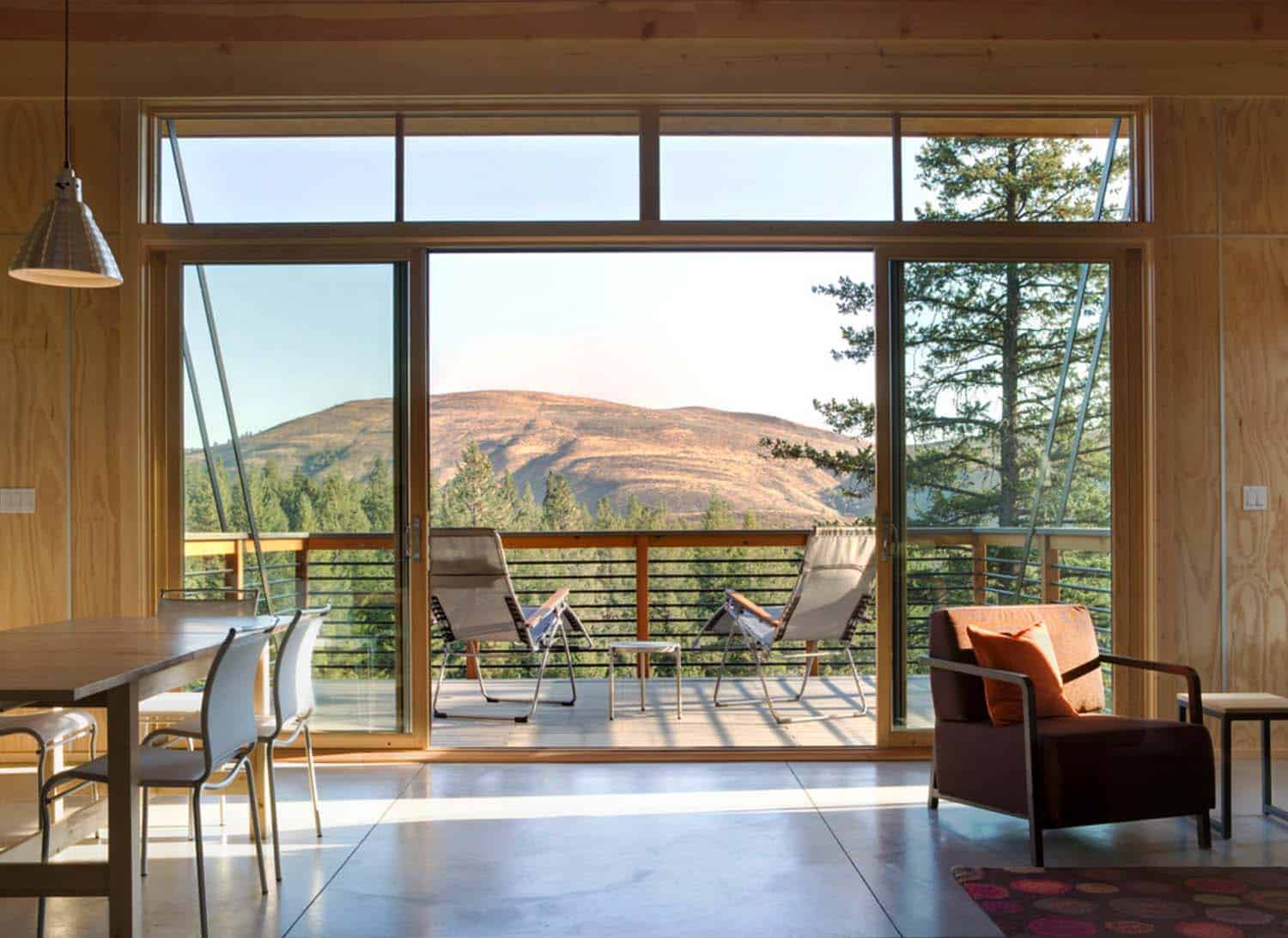 Natural Modern Forest Cabin-Prentiss Balance Wickline Architects-06-1 Kindesign