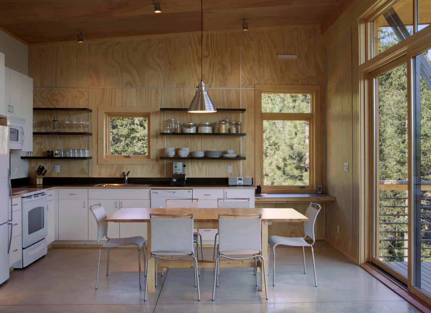 Natural Modern Forest Cabin-Prentiss Balance Wickline Architects-07-1 Kindesign