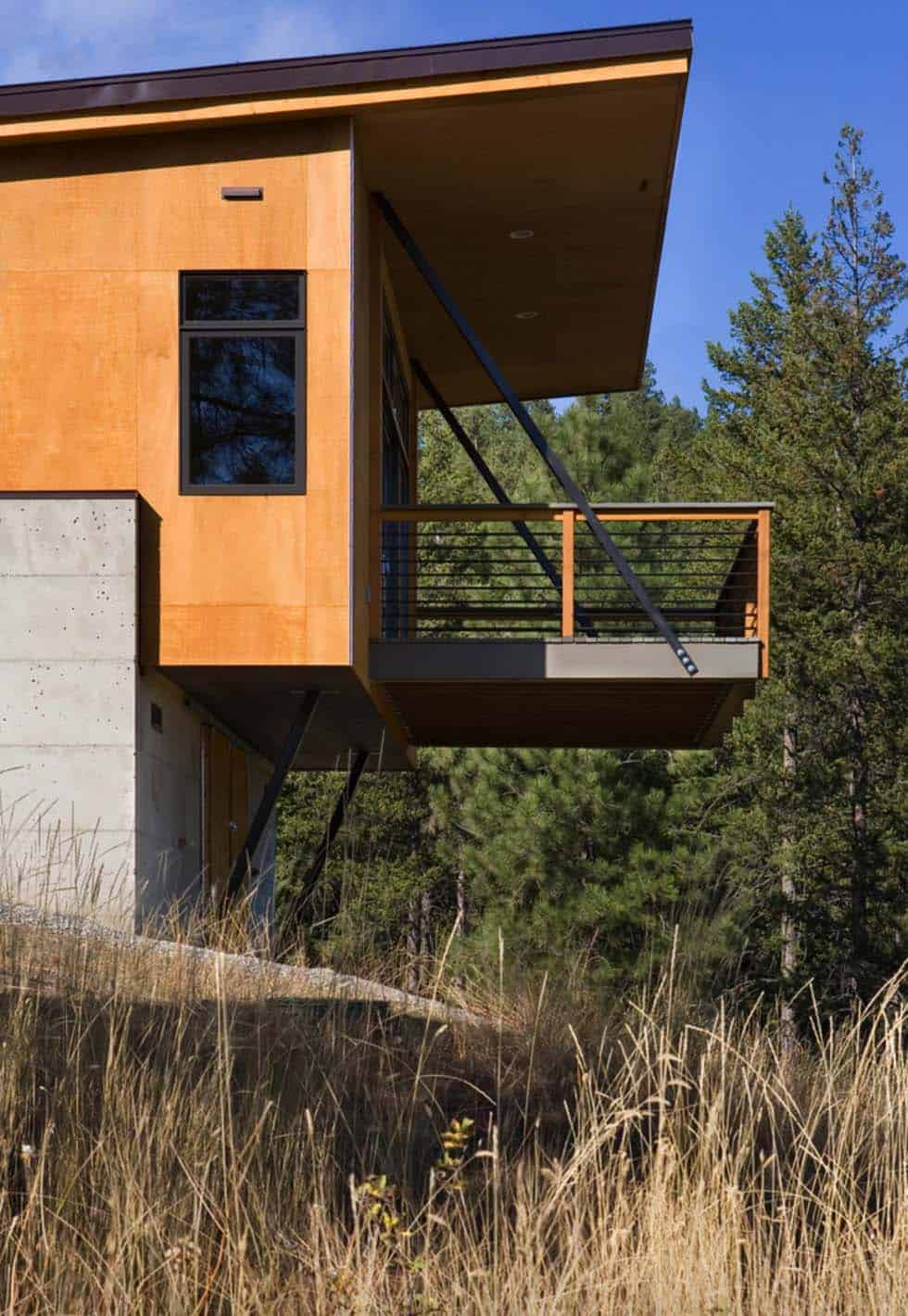 Natural Modern Forest Cabin-Prentiss Balance Wickline Architects-13-1 Kindesign