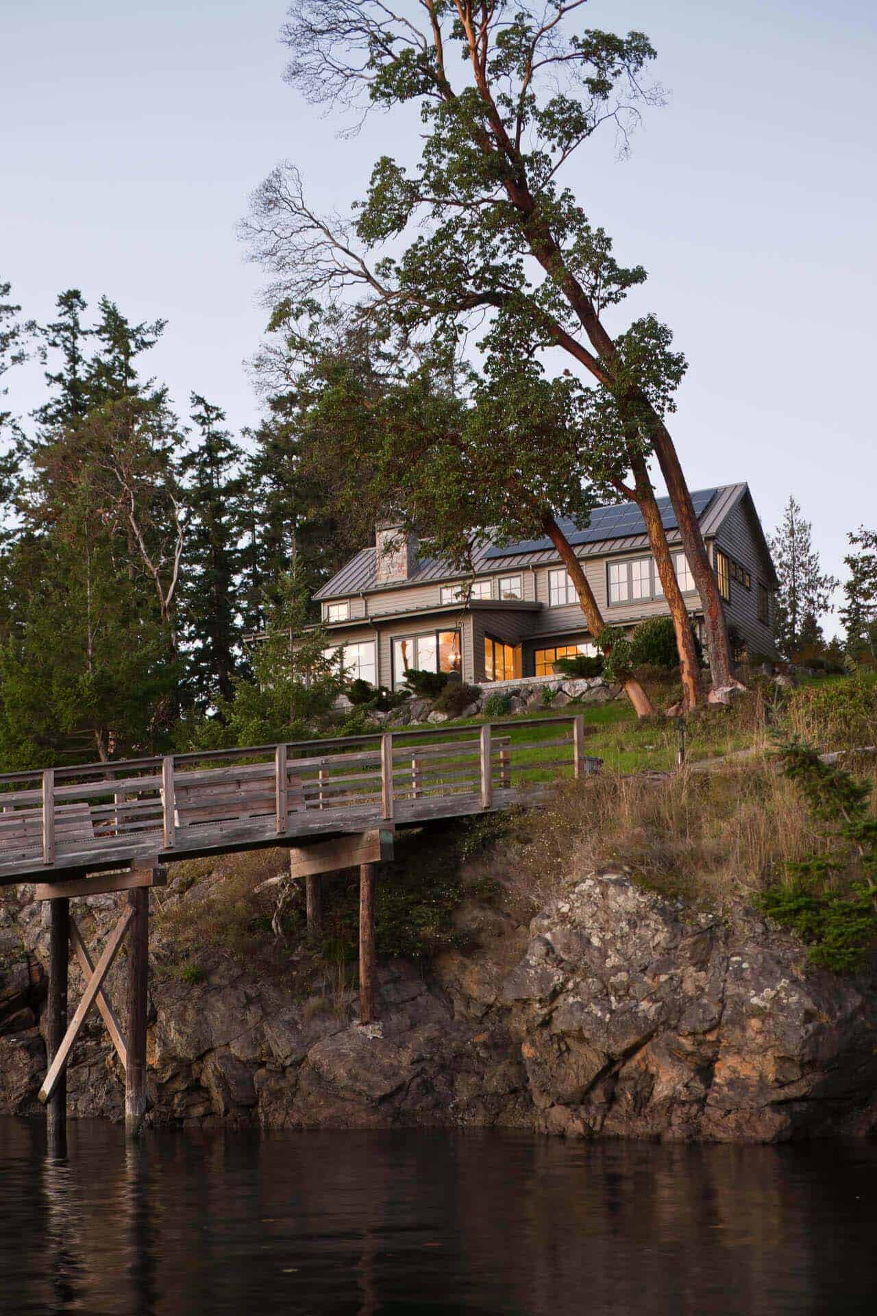 Orcas Island Retreat-Peter Stoner Architects-01-1 Kindesign