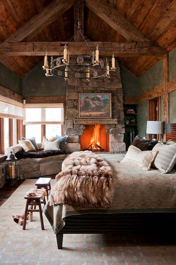 Cozy Fall-Inspired Bedrooms-12-1 Kindesign