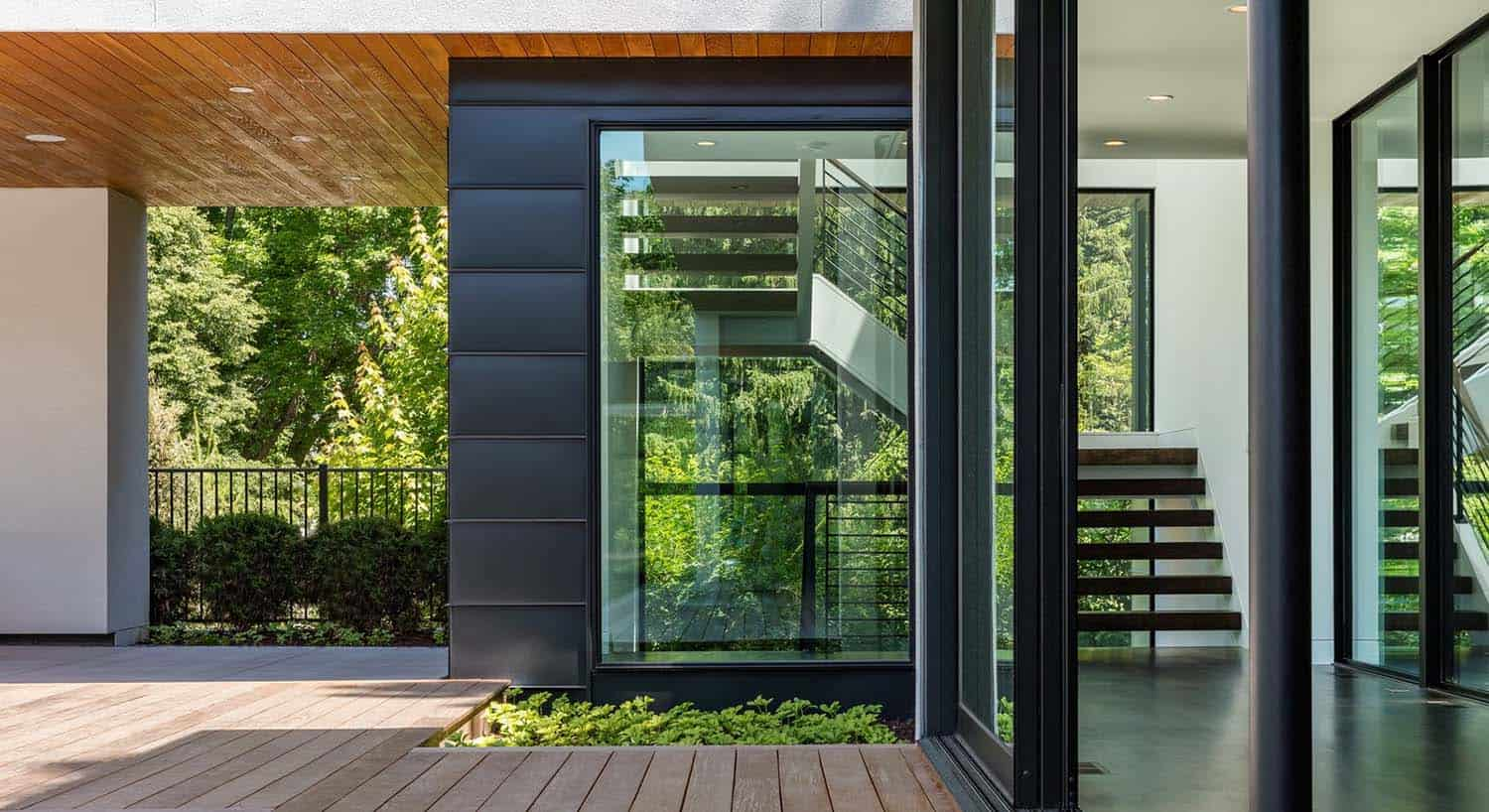 Dynamic Modern Home-Peterssen Keller Architecture-05-1 Kindesign